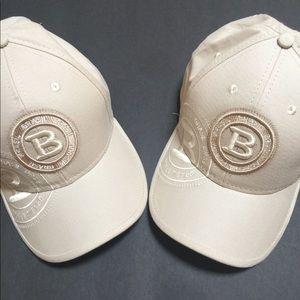 Two Robin Ruth Baseball Caps